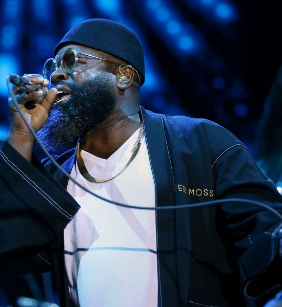 Black Thought at Roots Picnic