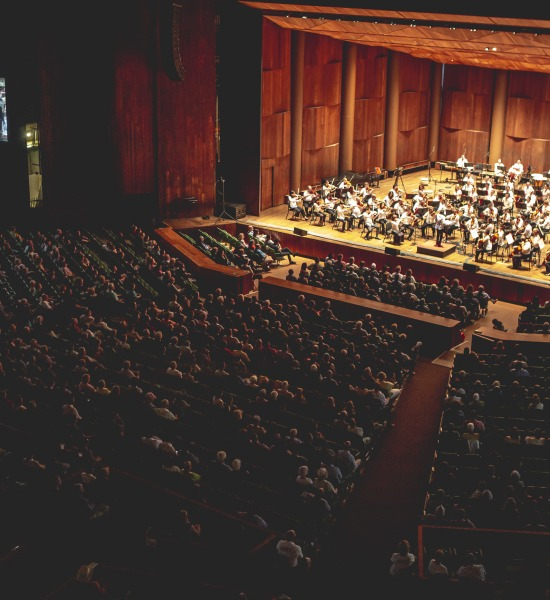 The Philadelphia Orchestra at the Mann