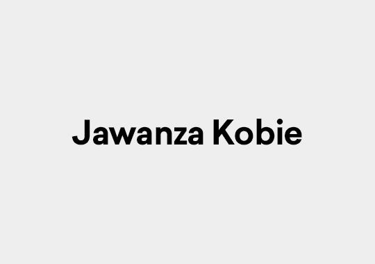 Jawanza Kobie
