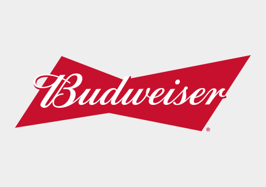 Budweiser color
