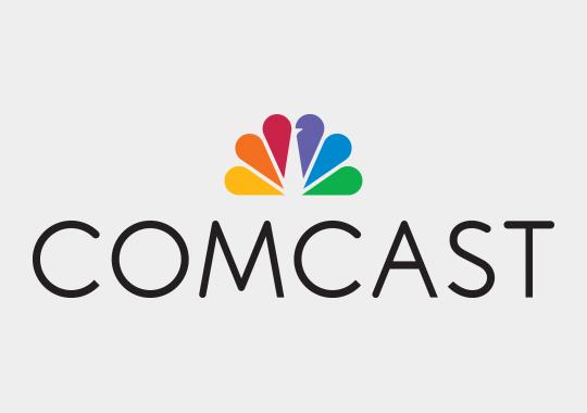 comcast color logo