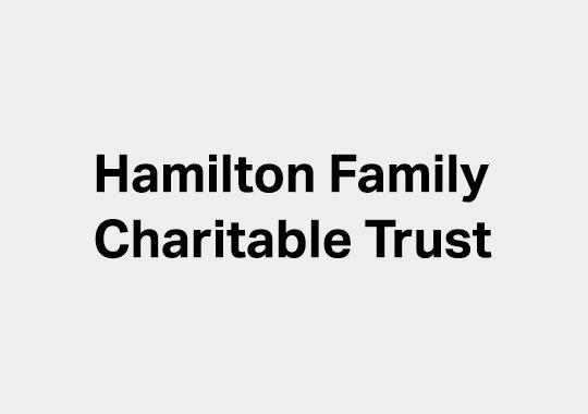 Hamilton Family Trust logo