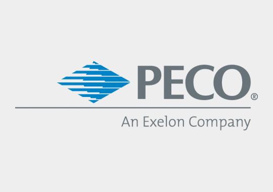 peco color logo