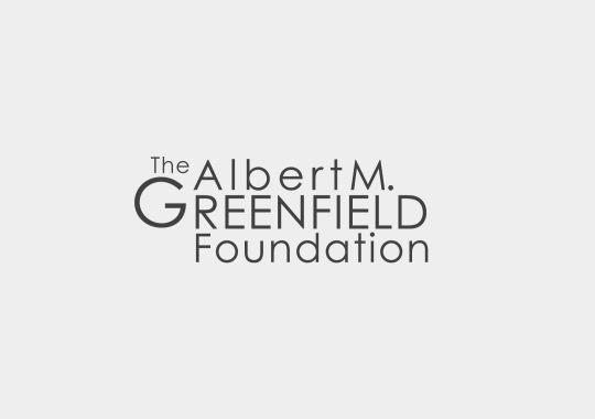 The Albert M. Greenfield Foundation Logo
