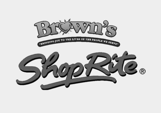Brown's Shoprite Logo