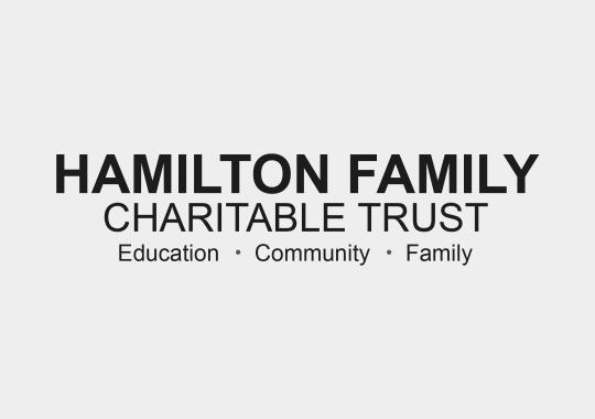 Hamilton Family Charitable Trust logo