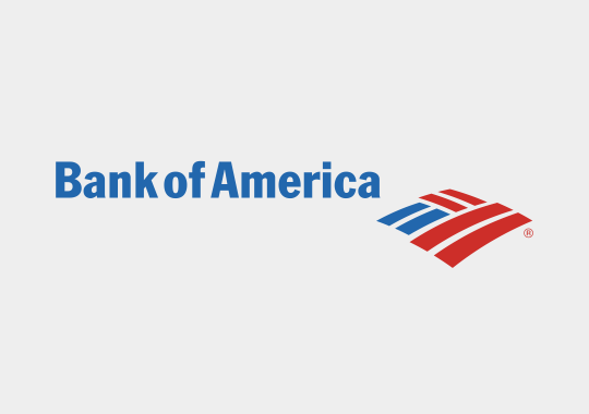 bank of america logo color