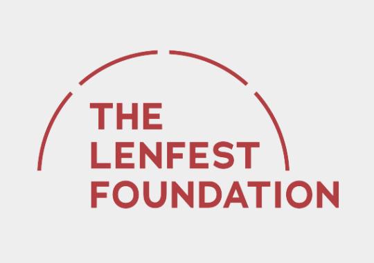 lenfest foundation logo color