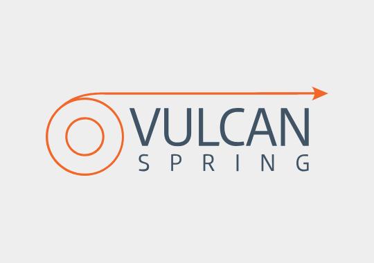Vulcan Spring color logo