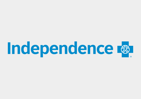 Independence Blue Cross color