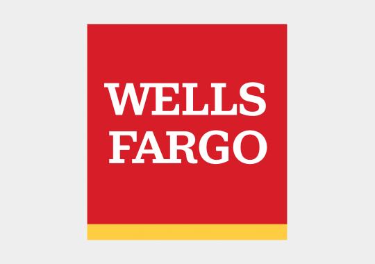 wells fargo color logo