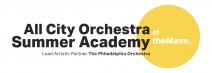 All City Orchestra Summer Academy Logo