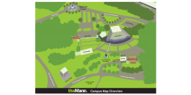 Campus Map Rendering